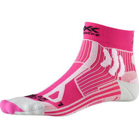 X-Socks Trail Run Energy Calcetines Running Mujer, pink